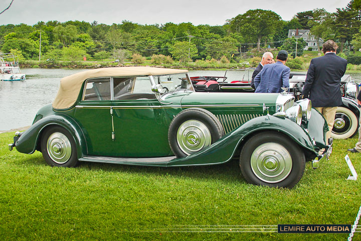Bentley 4.25L Pheaton 1937