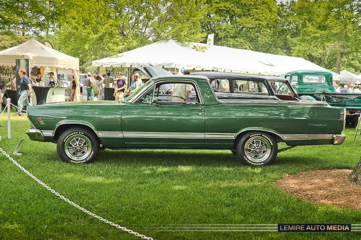 Ford Fairlane 500XL Ranchero 1967