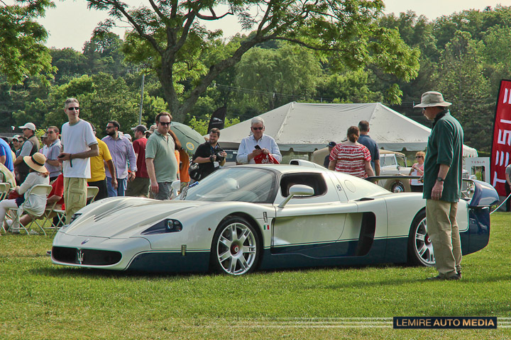 Maserati C12 2005