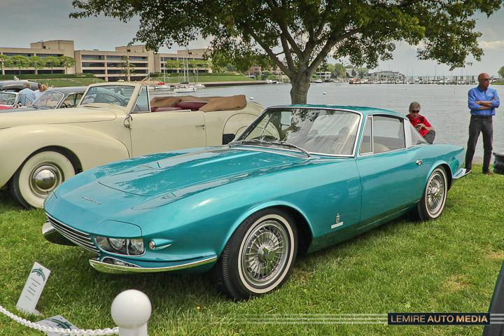Corvette Rondine 1963