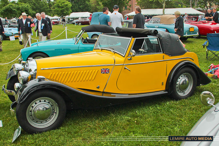 Morgan Plus 4 Roadster 1953