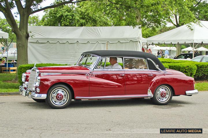 MERCEDES-BENZ 300D ADENAUER 1958