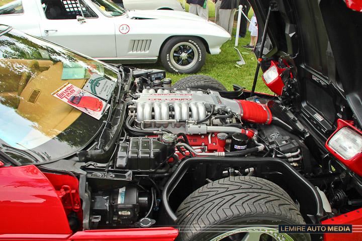Callaway Corvette Supernatural 1990