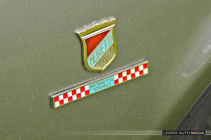 Moretti Sportiva S2 1970