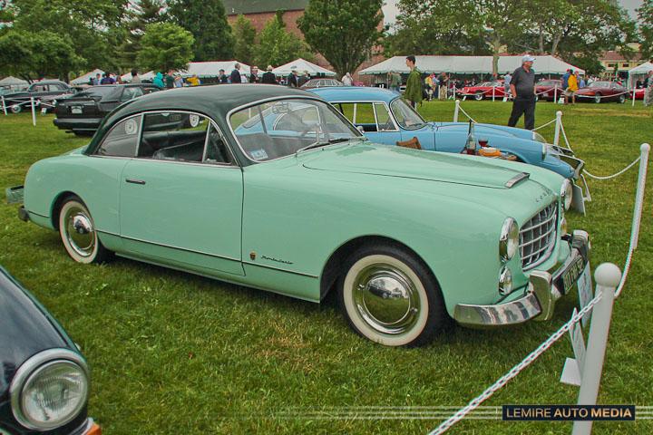 Ford Comète Monté Carlo 1954