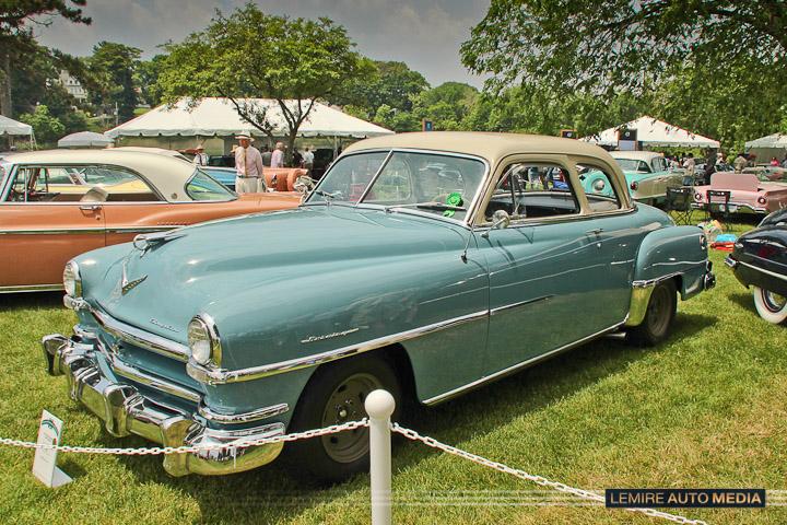 Chrysler Saratoga Club 1952