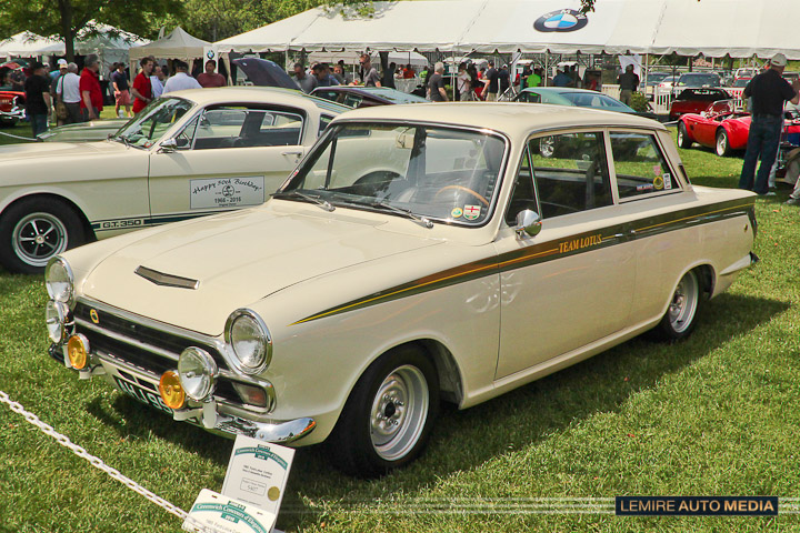FORD LOTUS CORTINA 1965