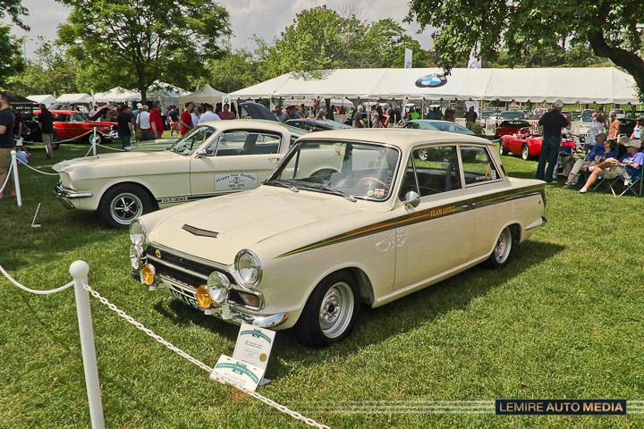 Ford-Lotus Cortina 1965