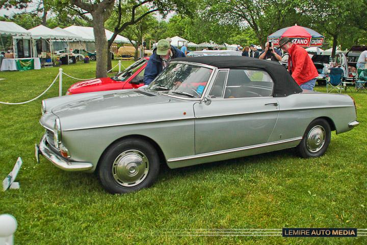 Peugeot 404C 1967