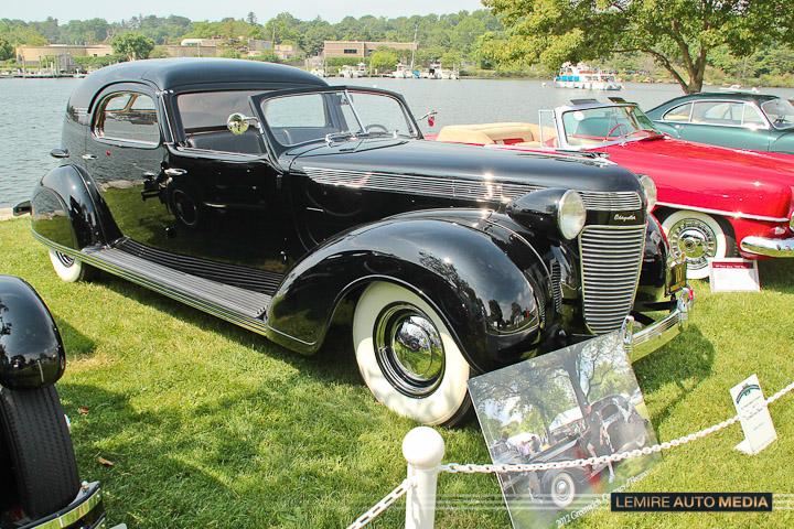 Chrysler Imperial C-15 Limousine 1937