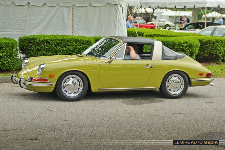 Porsche 912 Targa 1968