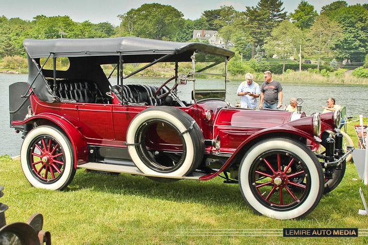 Pierce-Arrow 38 Touring 1914