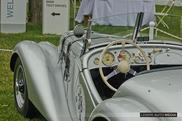BMW 328 MM Bugelfalt 1937