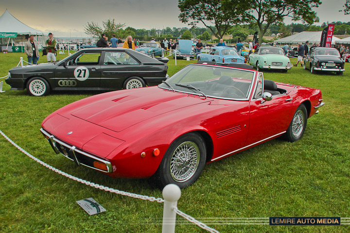 Maserati Ghilbi Convertible 1971