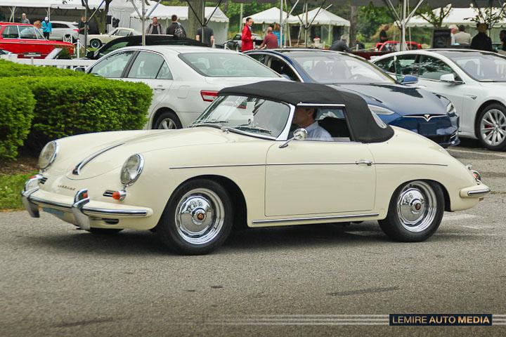 Porsche 356 Cabriolet 1955