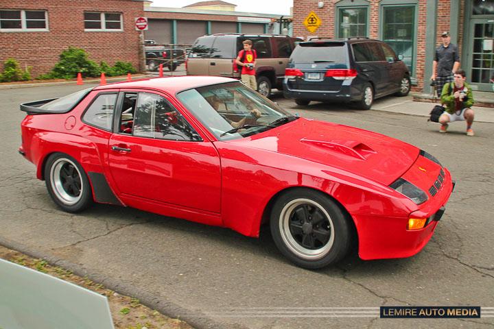 Porsche 924 Carrera GTS Clubsport 1980