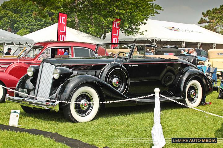 Packard 1401 1936