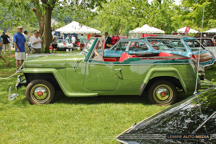 Willis Overland Jeepster 1949