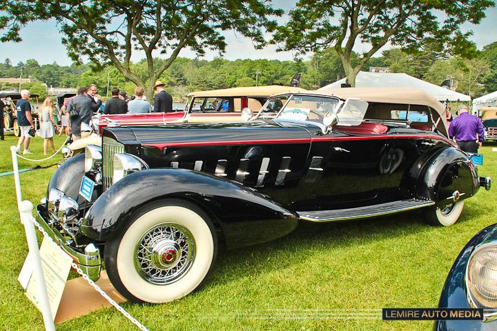 Packard 1108 Dual Cowl Pheaton 1934