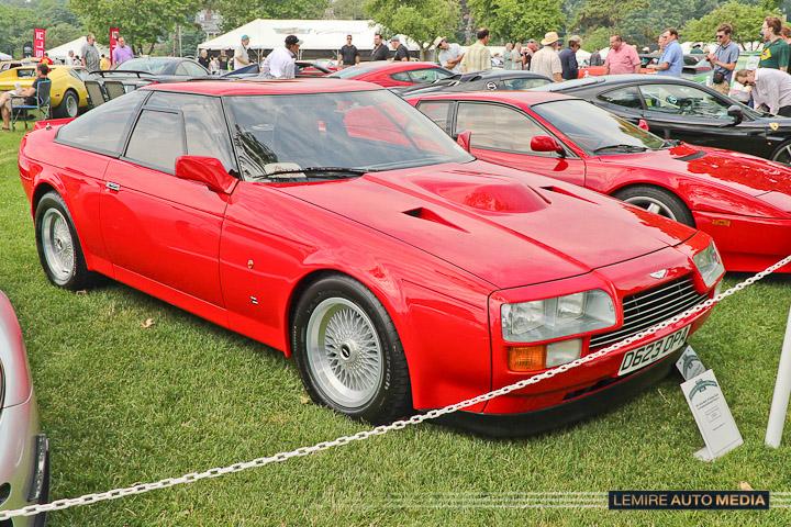Aston Martin V8 Vantage Zagato 1987