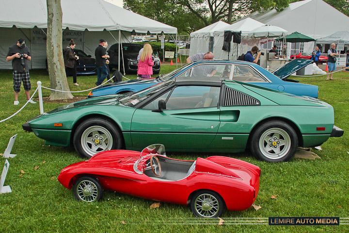 Ferrari 308 GT Spyder 1982