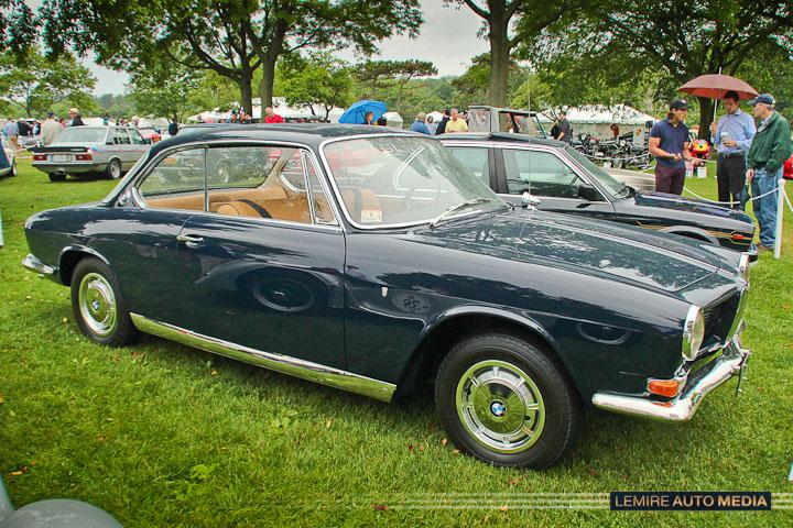 BMW 3200 CS 1965