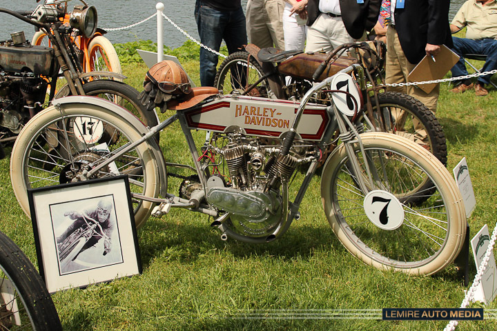 HARLEY-DAVIDSON MODEL K 1914