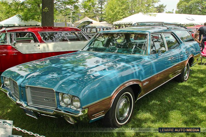 Oldsmobile Vista Cruiser 1971