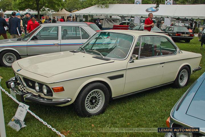 BMW CS 1973