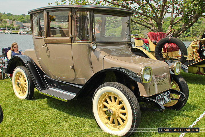 Detroit Electric 97B Brougham 1923