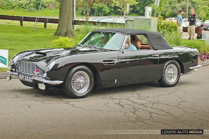 Aston Martin DB6 Volante 1967