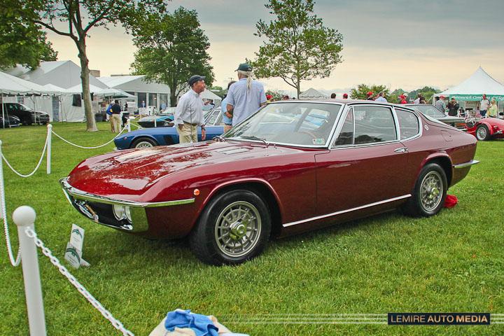Maserati 1967 by Frua
