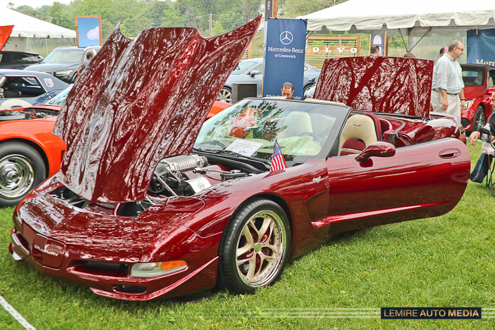 Callaway Corvette 50th Anniversary 2003