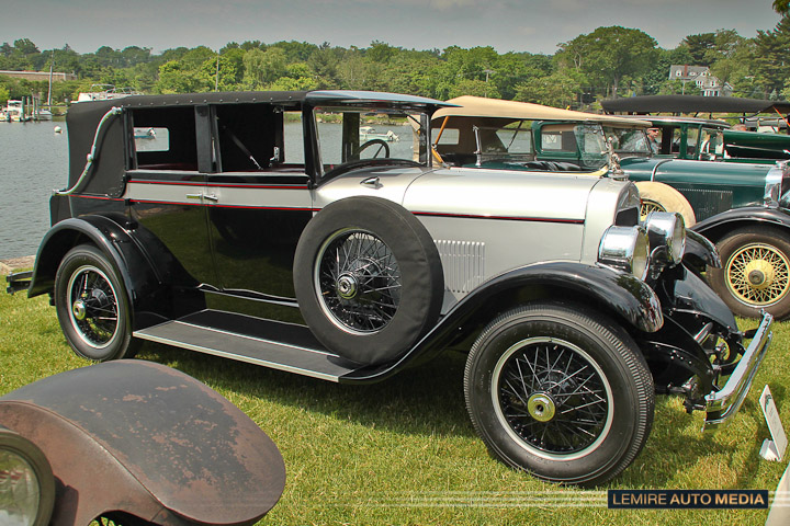 DUPONT MODELE E 1928