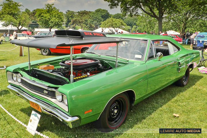 Dodge Coronet Super Bee 1969 1/2