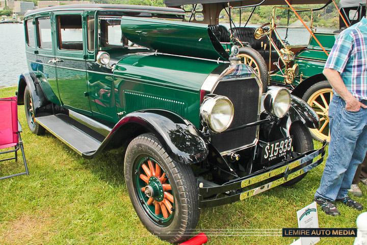 Locomobile 8-80 1928