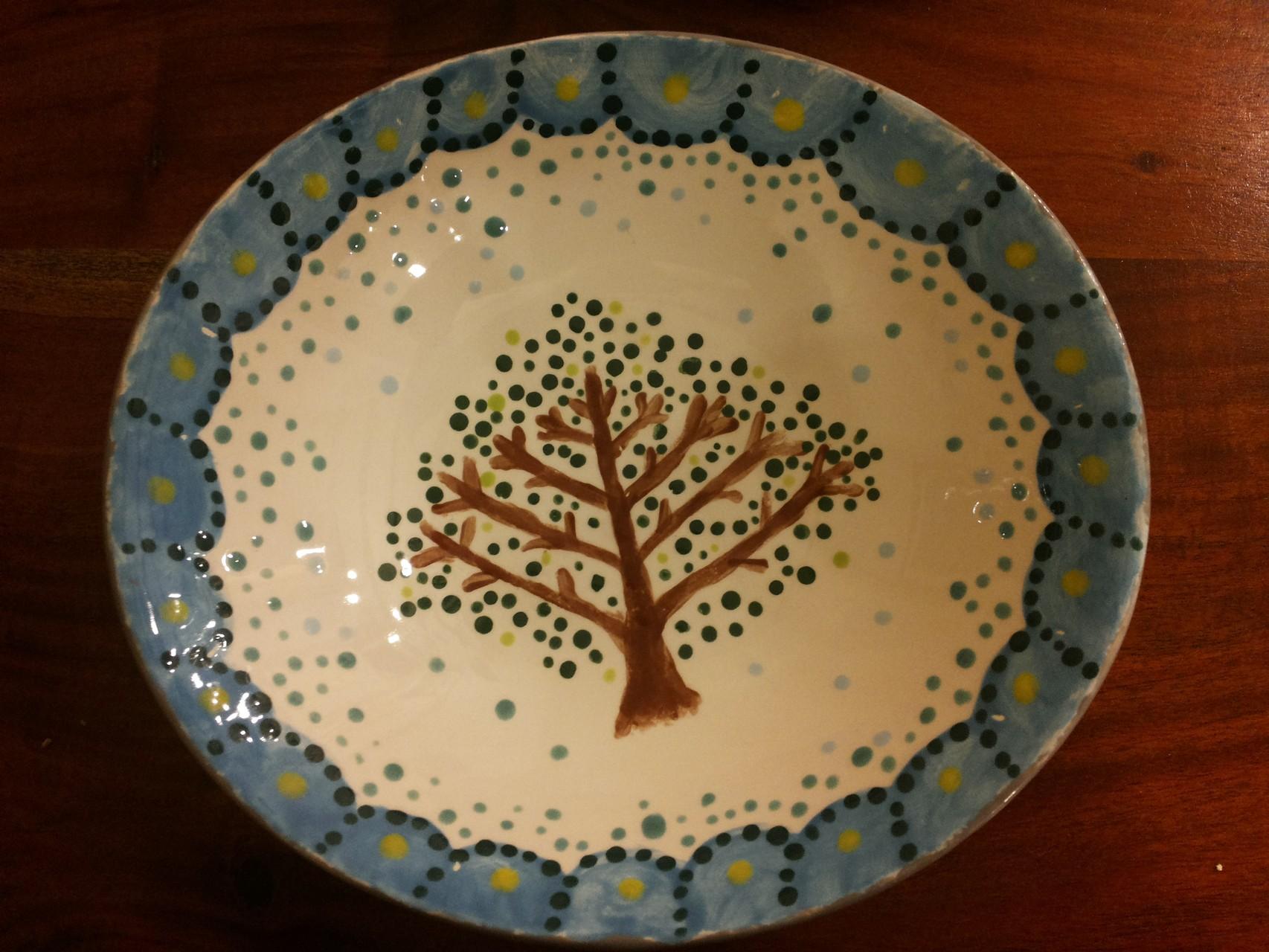 blog keramik malerei bei artcuisine. Black Bedroom Furniture Sets. Home Design Ideas