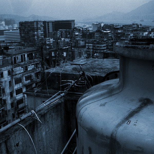 地蔵建立—九龍城[香港] Jizoing: Kowloon Walled City [Hong Kong], 1992