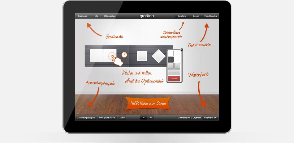 Konfigurieren Sie ihre Sinfonie: Im Web oder als App