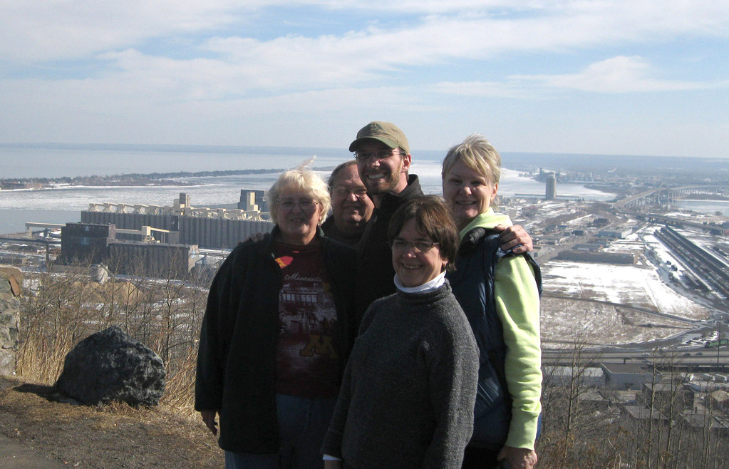 Birding in the bog by morning, hawkwatching through the afternoon, and ending the day atop Duluth, MN!
