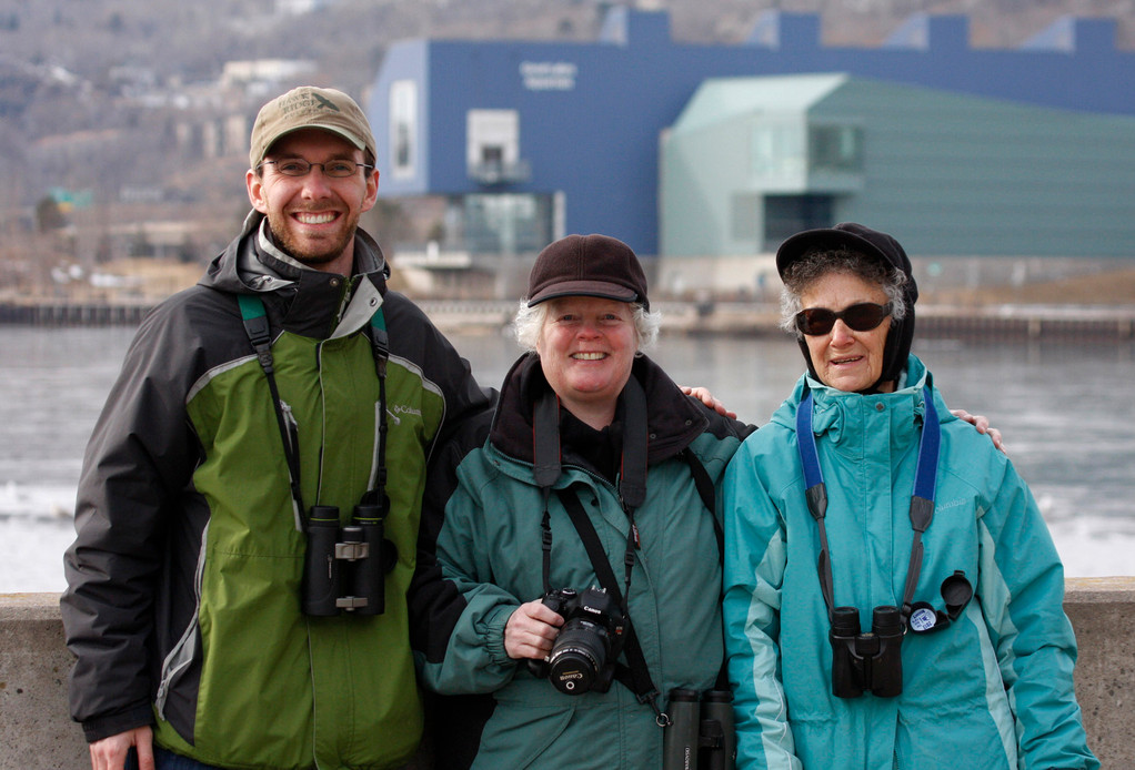 A day of gullwatching and fun times! (Duluth, MN)