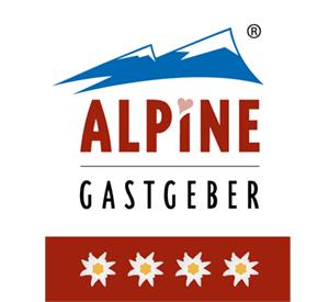 4-Sterne Auszeichung Alpine Gastgeber
