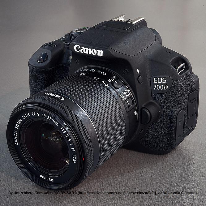 Einstieg in die DSLR Fotografie (APS-C Sensor)