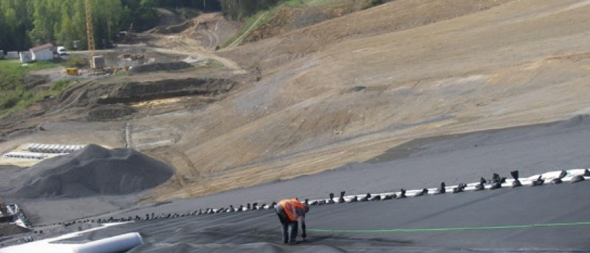 We are a third party inspection institute for landfill sealing and other systems