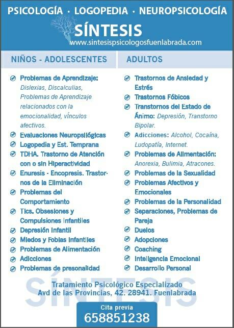 Resumen servicios clínicos
