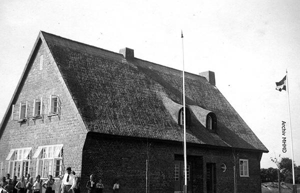 Schule Dranske 1936