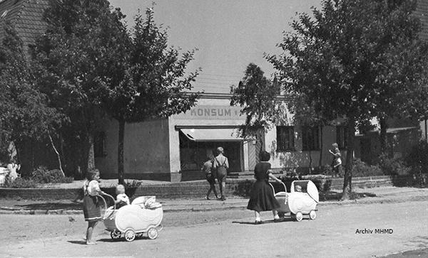 Konsum Dranske 1952