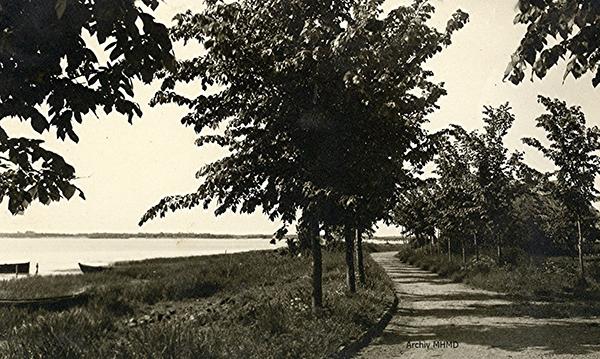 Am Ufer Dranske 1937