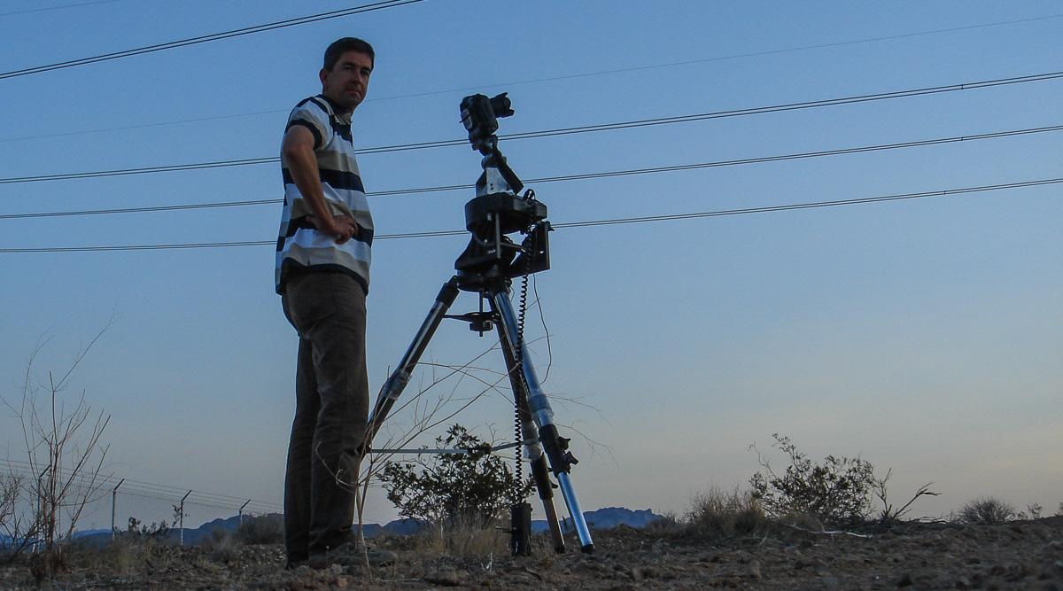 Zeitrafferdreh in der Wüste von Nevada: Siemens Energy