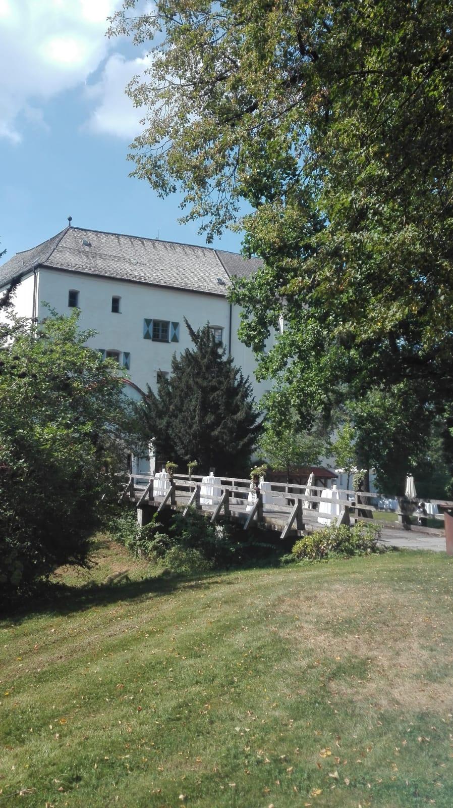 Das wunderschöne Schloss Amerang